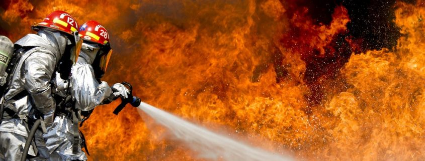 fire resistant coating gives firefighters more time to arrive