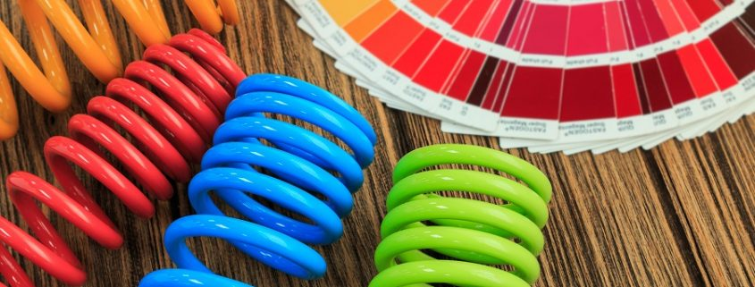 powder coating prices dependent on the color