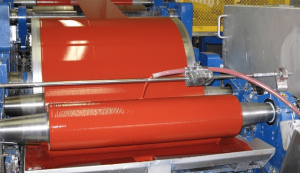 Industrial coil coating equipment include automated coating lines.