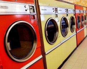 powder coating appliances done on washing machines